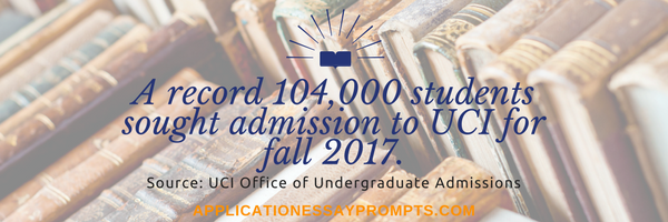 university of california admission statistics